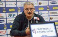 Lega A PosteMobile 2016-17: coach Meo Sacchetti presenta la gara con la Betaland Capo d'Orlando (Video)