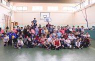 A2 Citroen Ovest 2016-17: una bella visita alla scuola elementare Torri in Sabina della NPC Rieti