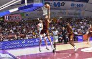 Lega A PosteMobile 2016-17: la Reyer ha la meglio ancora sulla Sidigas Avellino nel #MondayNight
