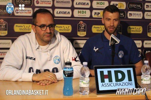 Lega A PosteMobile 2016-17: Orlandina, Di Carlo e Kikowski promettono