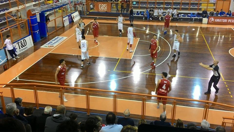 Serie B girone D 2016-17: un derby vero tra Amatori Pescara e Campli alla fine vincono i pescaresi