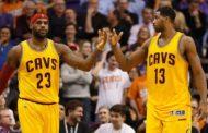 NBA 2016-17: Tristan Thompson su Lebron James: