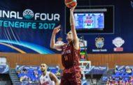 FIBA Champions League Final Four 2016-17: l'Umana Reyer Venezia chiude al 4° posto battuta dal Monaco 91-77
