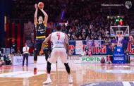 A2 Citroen Playoffs 2016-17: Biella supera ancora Verona serie sul 2-0