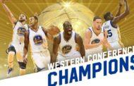 NBA Playoffs 2017: i Warriors una squadra invincibile!