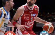 Lega A PosteMobile Playoff 2016-17: clamorosa Betaland Orlandina, l'Olimpia Milano cade al Forum 80 a 87
