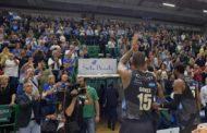 7Days Eurocup: Joao Gomes e David Gusmet presentano Gran Canaria-Dolomiti Energia Trentino