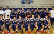 Giovanili 2016-17: vittoria dell'U16 Elite del Latina Basket sul Basket Scauri nella Coppa Lazio