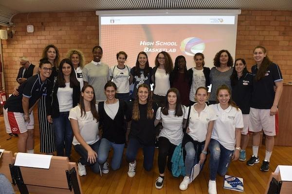 Federazione Italiana Pallacanestro : cos'è il progetto High School BasketLab