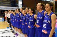Nazionali 2016-17: esordio con vittoria per le Azzurre vs l'Ungheria al Torneo di Latina pre-Europeo