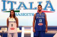 Nazionali 2016-17: presentata a Milano la nuova Maglia delle Nazionali nel corso dell'Italian Basketball Summit