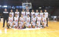 Giovanili 2016-17: l'Under 15 Eccellenza della Juve Caserta esordisce contro la Virtus Basket PD alle Finali Nazionali