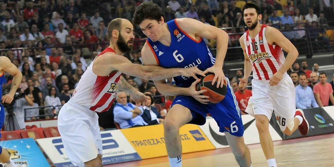 Euroleague Playoffs 2016-17: Printezis e Spanoulis infiammano il Pireo, Olympiacos alla Final Four