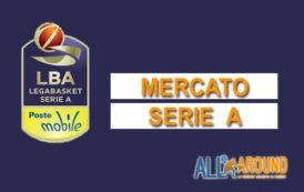 Legabasket - LBA Mercato 2019-20: la tabella del mercato del nuovo campionato di Lega A