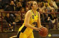 Lega A2 Femminile 2017-18: il Capo branco saluta le Lupe...basket, Mary Sbrissa il Capitano lascia San Martino ed il basket