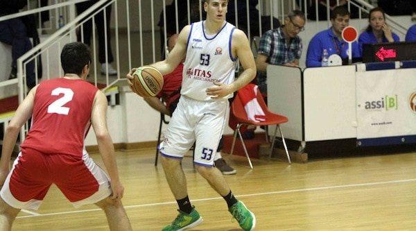 Nazionali 3x3 2017: Matteo Cavallo, Latina Basket, convocato per il raduno di Roseto degli Abruzzi