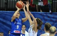Italbasket 2018: a Pavia il 14 febbraio c'è Italia-Macedonia per la qualificazione ad Eurobasket Women 2019