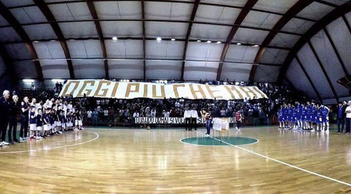 Serie B Finale Playoff Tabellone C 2016-17: il cuore del PalaIaia di Palestrina batte come non mai ma vince Napoli Gara 3 dts ed è Finale per gli azzurri