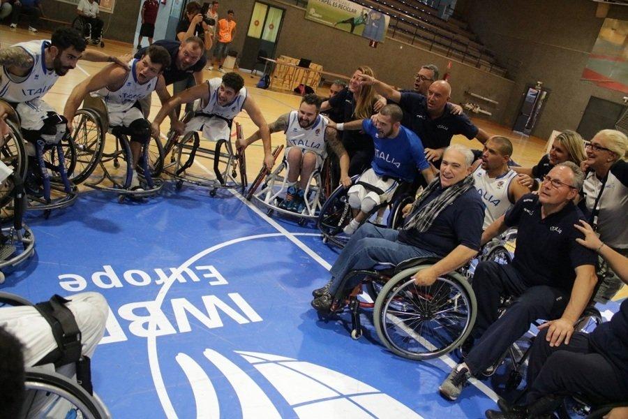 Basket in carrozzina #Fipic 2016-17: l'Italia conquista il pass mondiale vincendo lo spareggio vs Israele 7° posto agli EuroIWBF 2017