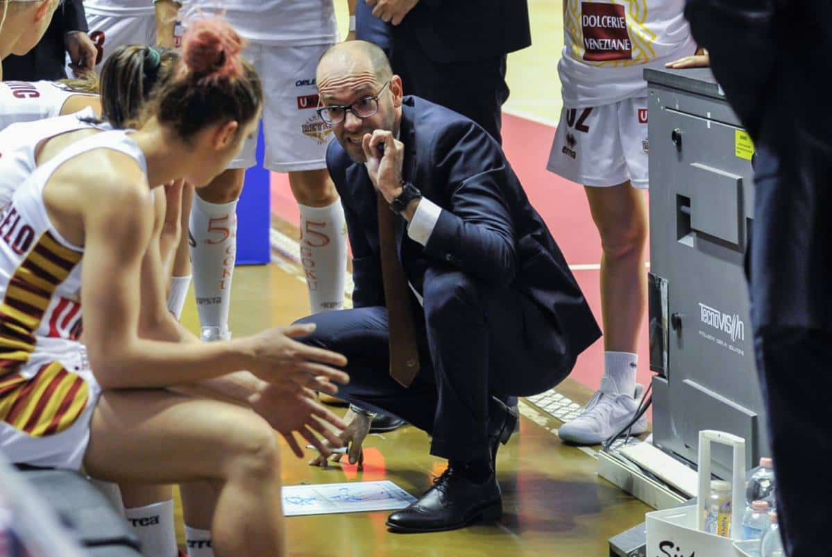 FIBA EuroCup Women 2017-18: l'Umana Reyer Venezia inserita nel gruppo I vs tedesche, svizzere e ceche
