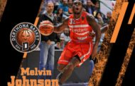 A2 Citroen Ovest Mercato 2017-18: alla Bertram Derthona Basket in arrivo Melvin Johnson