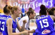 Nazionali 2017-18: dopo 2 overtime le Azzurre U20F battono la Lettonia 89-87 domenica 5° posto in gioco vs Ungheria