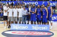 Nazionali 2017-18: Azzurra by Messina vince soffrendo la Trentino Cup battendo l'Olanda in finale nonostante l'espulsione di Gallinari