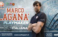 A2 Citroen Ovest Mercato 2017-18: la Benacquista Assicurazioni Latina Basket firma per 2 anni Marco Laganà