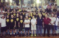 A1 Femminile 2017-18: il raduno delle Lupebasket del Fila San Martino