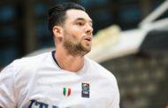 Lega A PosteMobile 2017-18: Christian Burns ufficialmente giocatore italiano debuttando oggi con la maglia Azzurra