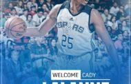 Lega A PosteMobile Mercato 2017-18: un pivot caraibico per la New Basket Brindisi ecco Cady Lalanne