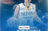 Lega A PosteMobile Mercato 2017-18: la New Basket Brindisi firma il play-guardia Georgi Sirakov