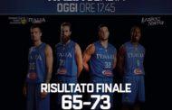 Road to EuroBasket 2017: nel primo match dell'Acropolis ad Atene sconfitta dell'Italia vs la Serbia con timidi segnali di ripresa