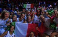 Nazionali 2017-18: grande Under 16 Femminile bronzo agli Europei dopo il 48 a 42 alla Lettonia