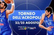 Road to EuroBasket 2017: parte mercoledì 23 agosto l'Acropolis ad Atene con l'Italia che se la vedrà con la fortissima Serbia con diretta TV Sky