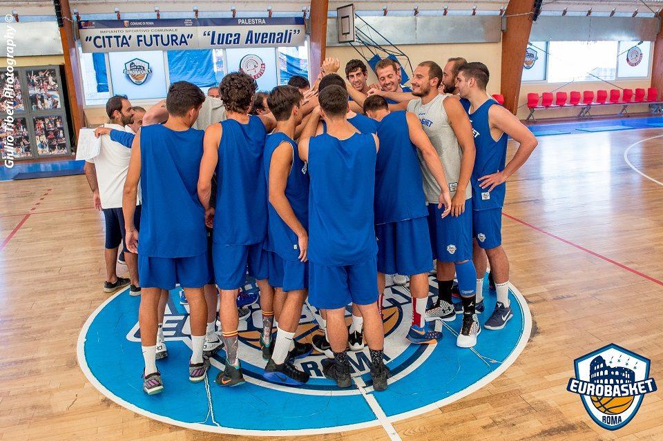 Precampionato A2 Citroen Ovest 2017-18: la Leonis Group Eurobasket Roma si presenta alla stampa e dichiara le proprie legittime ambizioni
