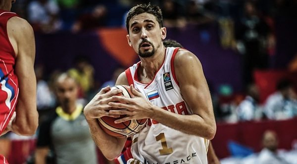 Eurobasket 2017: III^ giornata, Russia superstar