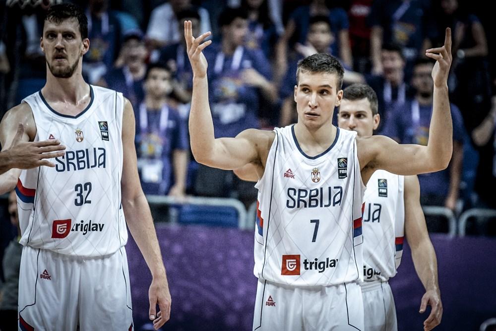 EuroBasket 2017: Bogdanovic si sveglia al momento giusto e la Serbia passa in Turchia