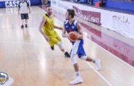 A2 Ovest 2017-18: il precampionato della Leonis Eurobasket Roma visto da Giulio Casale