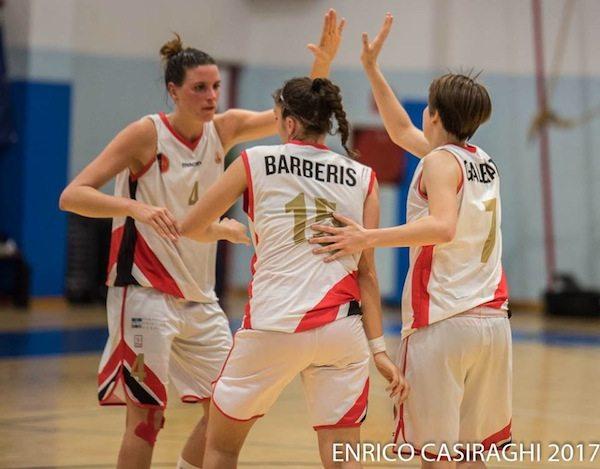 Coppa Lombardia femminile 2017-18: come è andato il GEAS del primo fine settimana