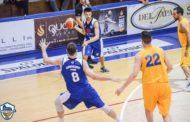 Precampionato A2 Est - A2 Ovest 2017-18: scrimmage a Montegranaro tra la Poderosa e la Leonis Eurobasket Roma