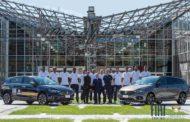 Precampionato Lega A PosteMobile 2017-18: presentazione ufficiale oggi della FIAT Torino al Mirafiori Motor Village