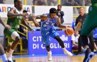 Precampionato Lega A PosteMobile 2017-18: la Dinamo Sassari batte l'Asvel e va in finale vs Torino al Città di Cagliari