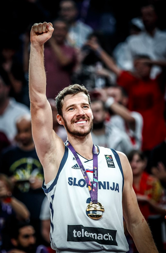 FIBA EuroBasket 2017: Goran Dragic
