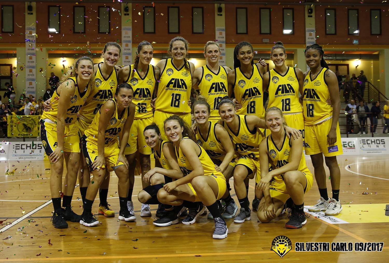 Lega A1 Femminile Final Eight Coppa Italia 2018: il Fila San Martino Lupebasket sfida il Famila Schio per il trofeo ad Alessandria