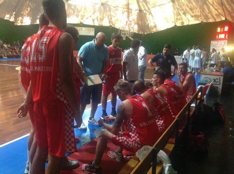 Precampionato serie B girone C 2017-18: Valmontone la spunta sulla Tiber nella finalina della