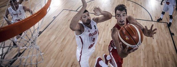 Eurobasket 2017: il derby dei Balcani è della Croazia sul Montenegro