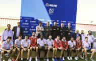 Lega A PosteMobile 2017-18: Mapei da dodici anni co-sponsor della Pallacanestro Reggiana
