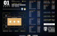 Lega A PosteMobile 2017-18: dal 26 settembre i biglietti per New Basket Brindisi-Fiat Torino