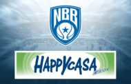 Lega A PosteMobile 2017-18: la New Basket Brindisi si chiamerà Happy Casa Brindisi